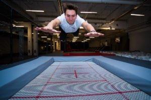 Read more about the article Sportovní olympijské trampolíny Brno