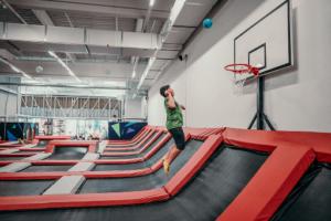 Read more about the article Basketball Slum Dunk Olomouc