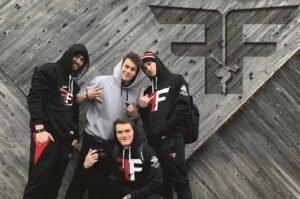 Freemove parkour v Jump Academy Brno