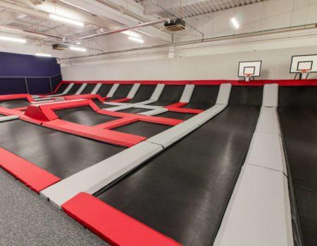 Free jump aréna Olomouc