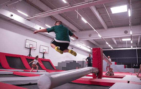Jump Academy Olomouc úvod