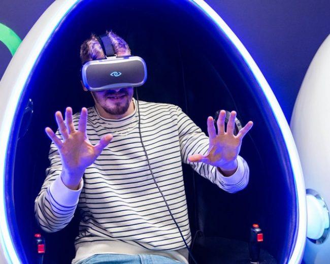 Virtuální realita Brno